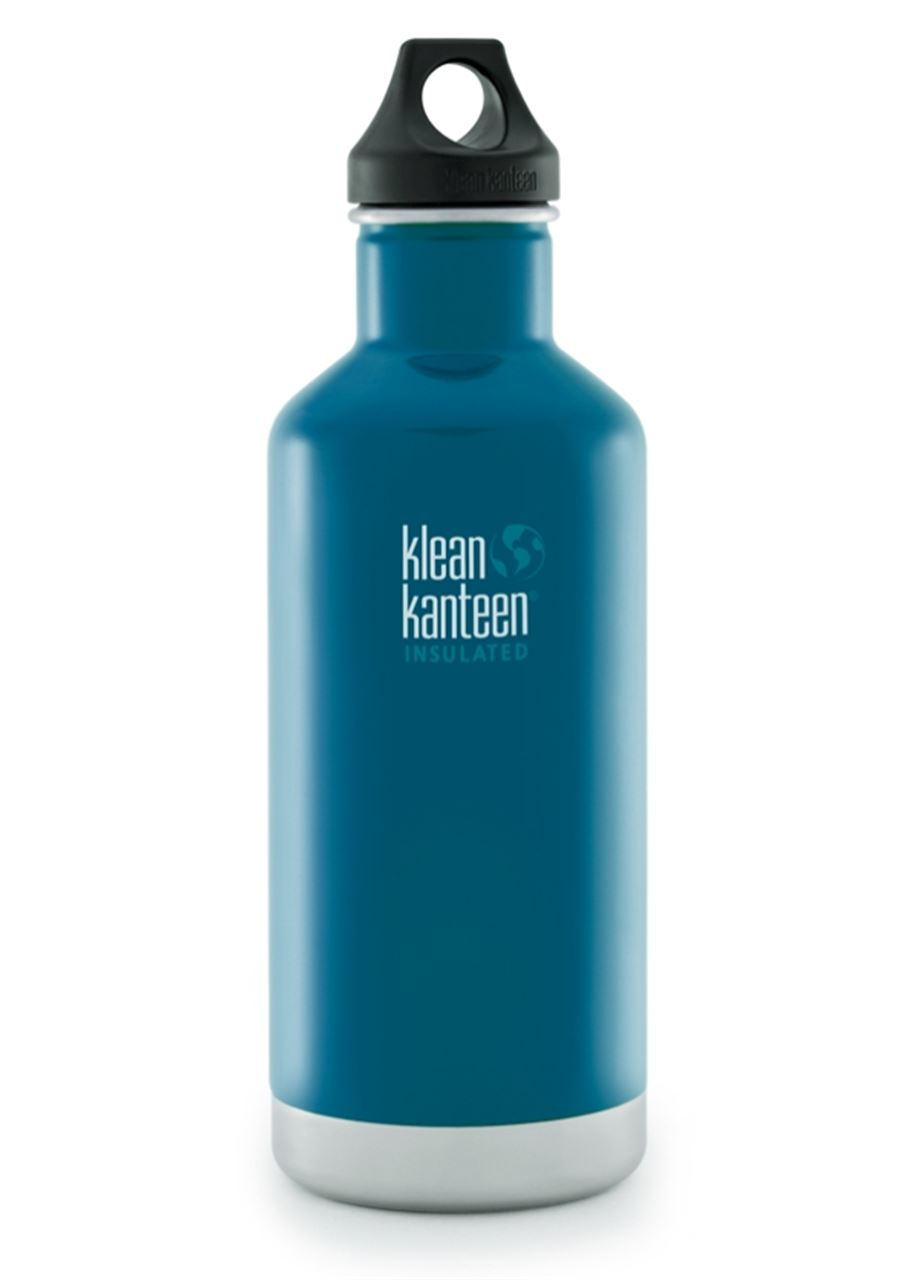 946ml/32oz Kanteen® Classic Vacuum Insulated tappo vite - BLU