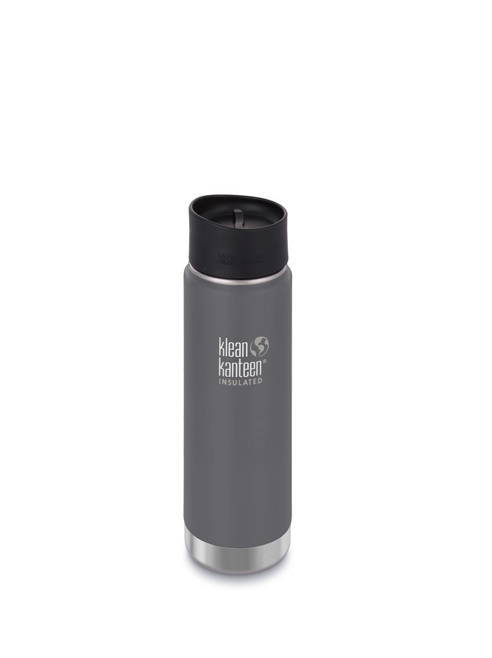 Klean Kanteen Vacuum Insulated Wide - Tappo Caffè/Tee - 592 ml - COLOR GRANITO
