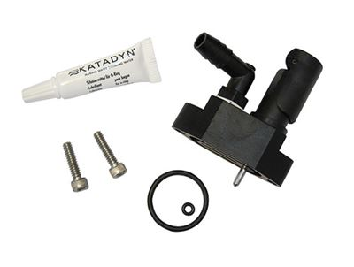 Relief valve kit with socket for PS40E