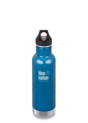 592ml/20oz Kanteen® Classic Vacuum Insulated tappo vite - BLU